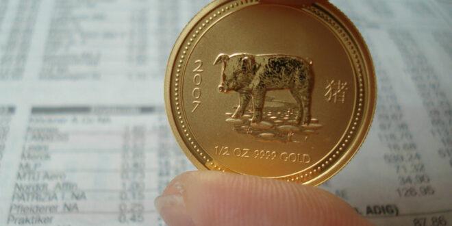 Lohnt sich eine Geldanlage in Gold?